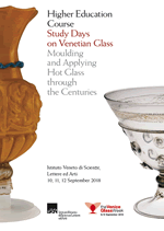 Study days on venetian glass - 2018 edition (1.67 MB)
